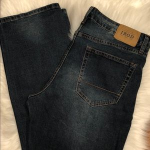 Men's Izod Relaxed Fit Jeans